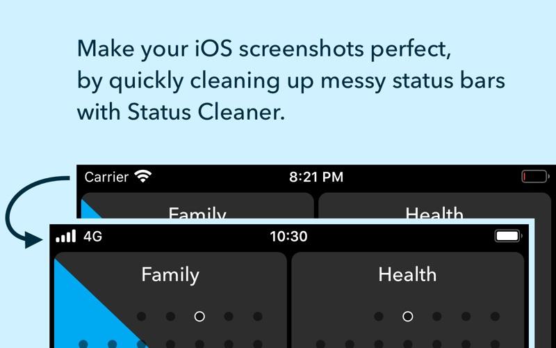 Status Cleaner