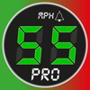 スピードメーター 55 Pro - GPS...