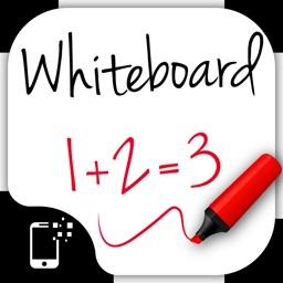 Whiteboard junior doodle pad