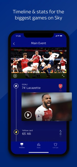watch sky sports online free iphone