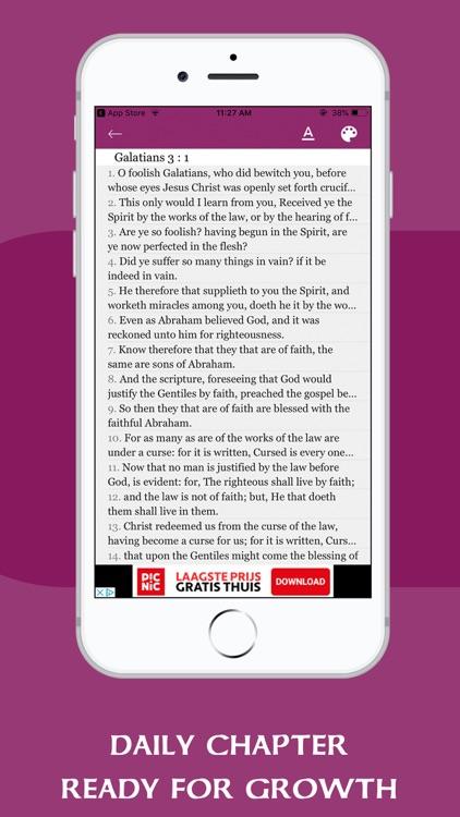 ASV Bible Offline - Holy Bible screenshot-7