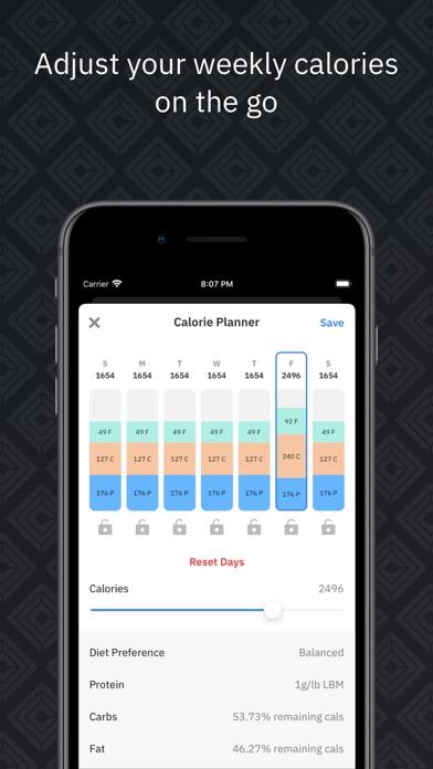 Carbon - Smart Diet Coachのおすすめ画像3