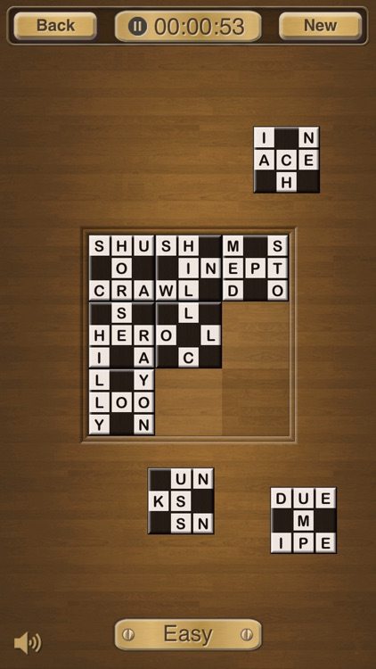 Word Jigsaw! screenshot-2