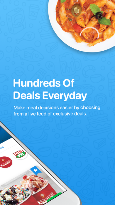 Hooked Deals Screenshot
