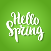 download Spring has Sprung Sticker Pack