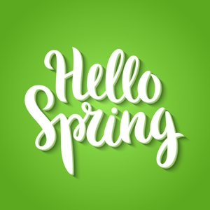 Spring has Sprung Sticker Pack - Social Networking app