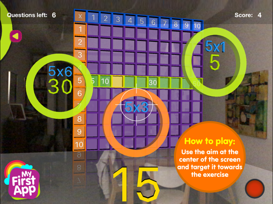 Multiplication table- Full ver screenshot 8