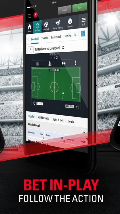 BetStars - Sports Betting screenshot-3