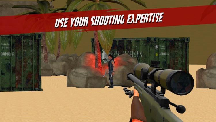 Zombie Sniper 3D Shooter 2019 screenshot-3