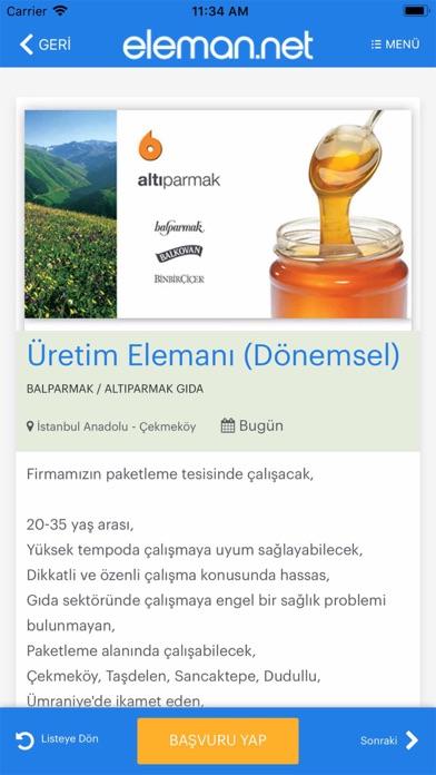 download Eleman.net iş ilanları - ilanı indir ücretsiz - windows 8 , 7 veya 10 and Mac Download now