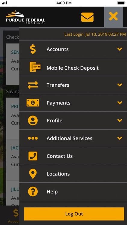Purdue Federal Digital Banking screenshot-3