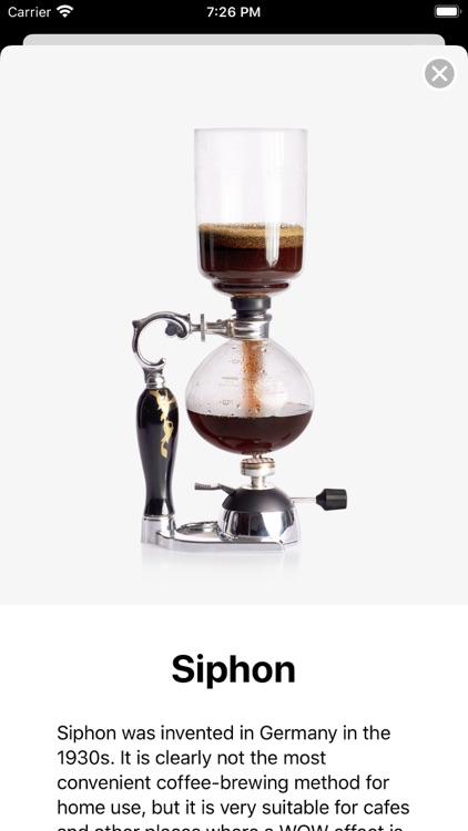 MC Coffee Brewer screenshot-5