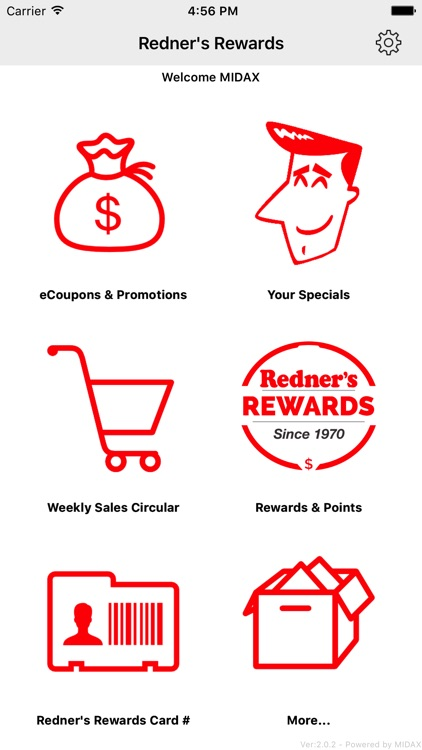 Redner's Rewards