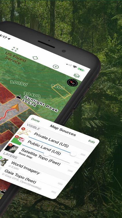 Gaia GPS Hiking, Hunting Maps by TrailBehind