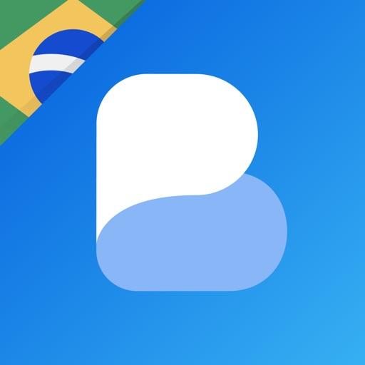 Learn Portuguese with Busuu app logo