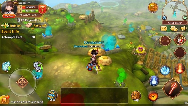 Flyff Legacy - Anime MMORPG screenshot-6