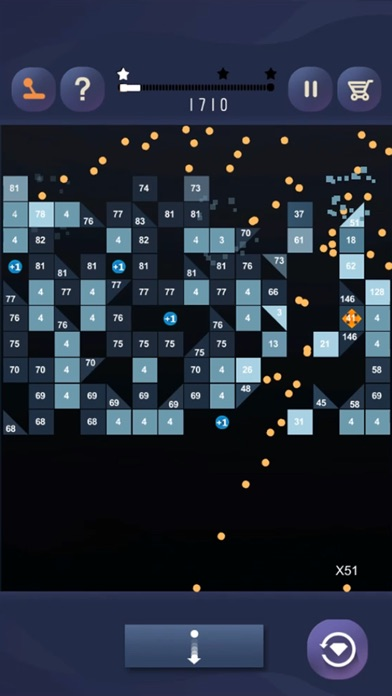 Bricks Breaker Shooting screenshot 5