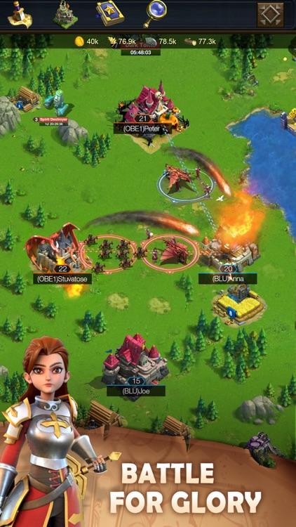Blaze of Battle screenshot-3