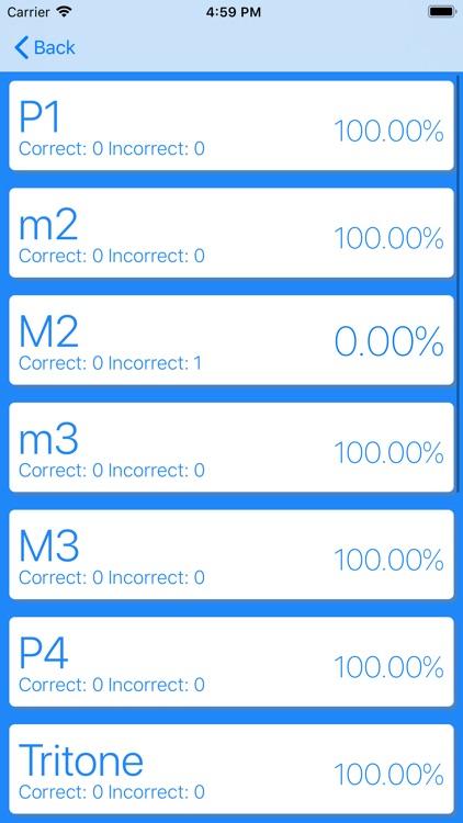 Interval Quiz screenshot-3