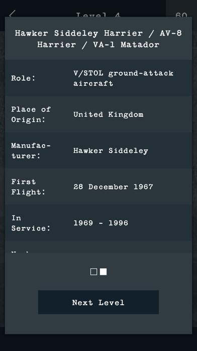 Guess the Military Aircraft screenshot three