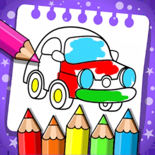 Coloring & Learn : Drawing