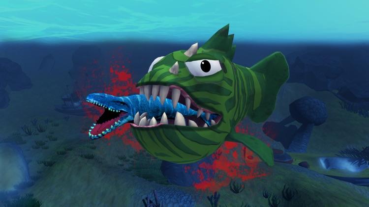 3D Fish Feeding and Grow screenshot-3