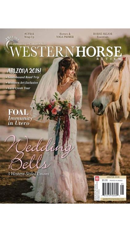 Western Horse Review Magazine screenshot-8