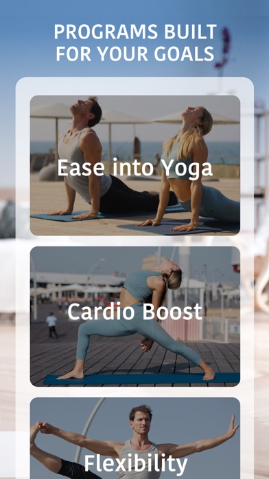 Yoga for beginners: Learn Yoga Screenshot