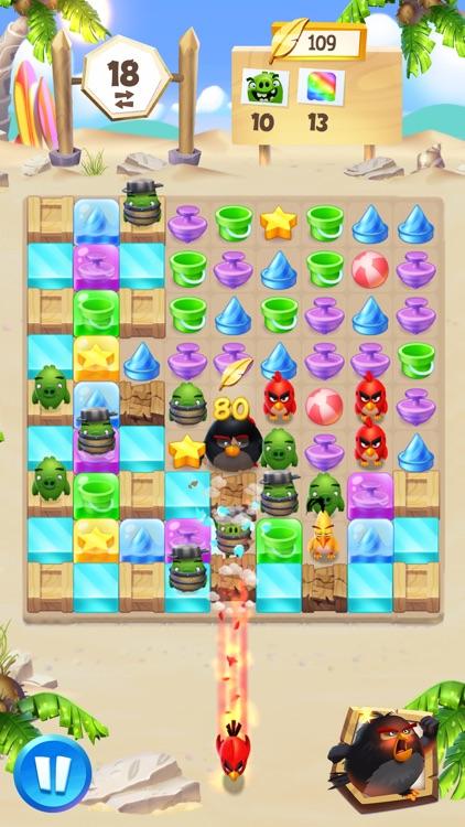 Angry Birds Match 3 screenshot-6