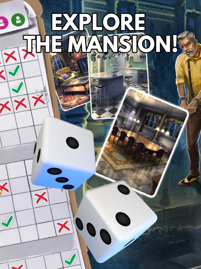 clue the classic mystery game on the app store rh itunes apple com