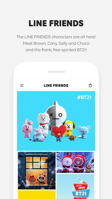LINE FRIENDS - 待ち受け画像 / GIF画像のおすすめ画像1