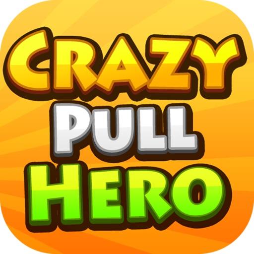 Baixar Crazy Pull Hero para iOS