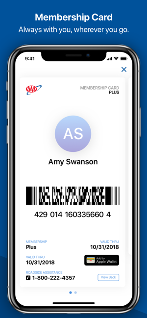 Aaa Near Me >> Aaa Mobile On The App Store
