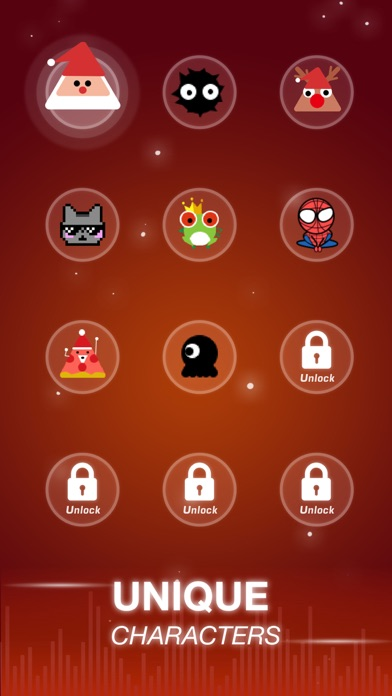 Dot n Beat-Test hand speed - App - iPod, iPhone, iPad, and
