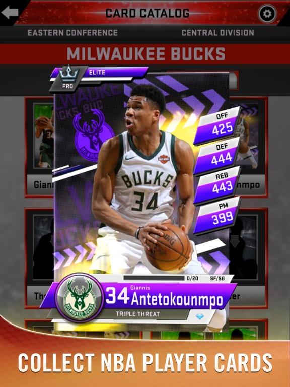 My NBA 2K20 для iPad