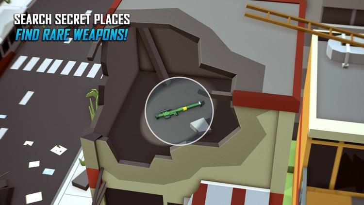 Pixel Battle Royale screenshot-3
