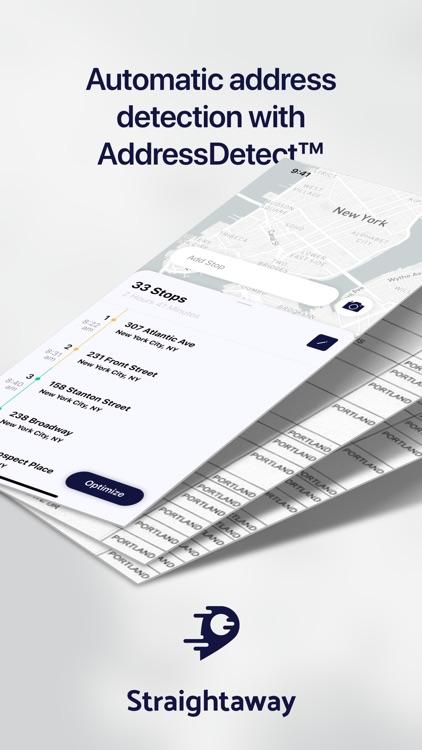 Straightaway Route Planner screenshot-4