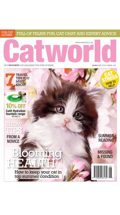 Catworld Magazine screenshot-0