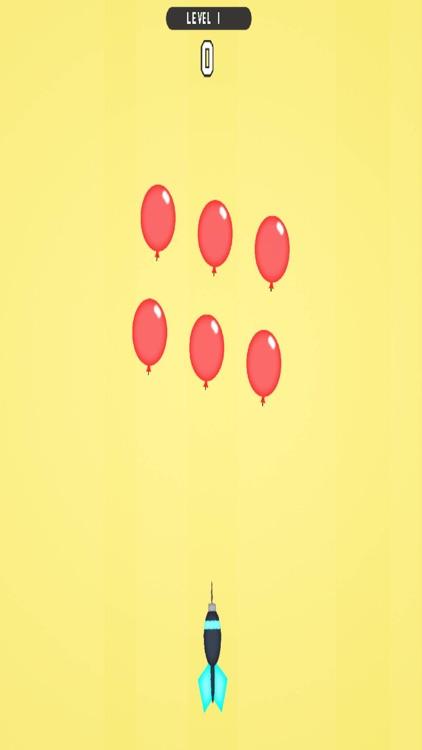Dartsballoon