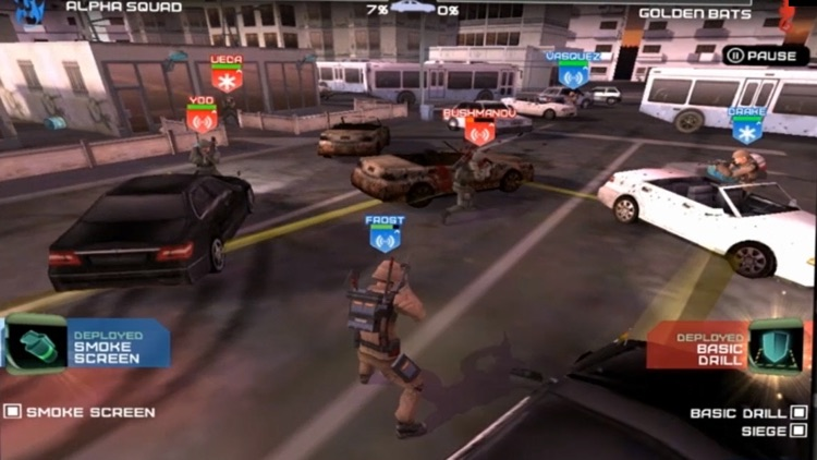 Rivals at War screenshot-3