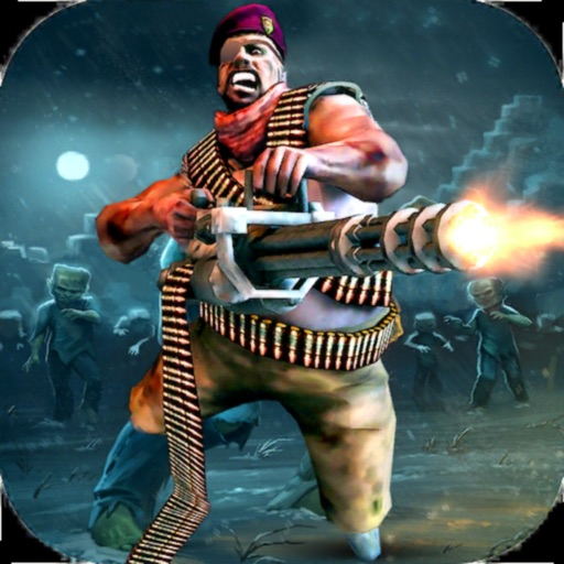 Kill the Zombies: Shooter Game