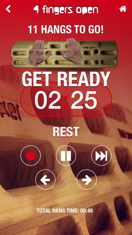 Beastmaker Training App screenshot-3