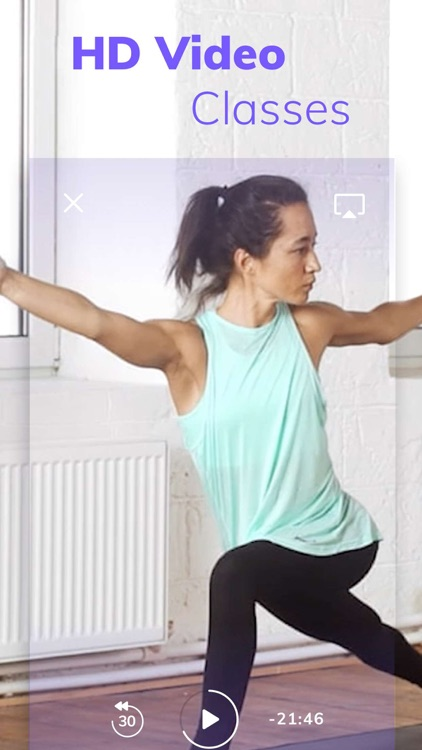 Yoga Wave: workouts and poses screenshot-3