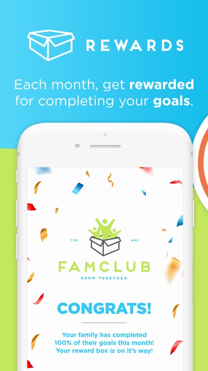 FamClub - Chores & Rewards screenshot-4