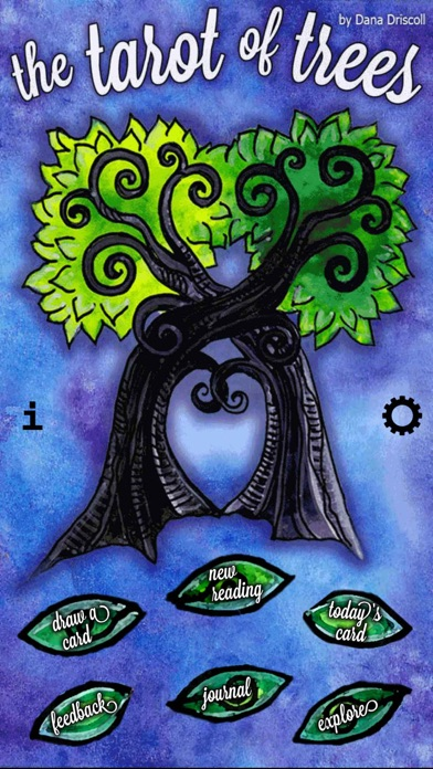 Tarot of Treesのおすすめ画像1