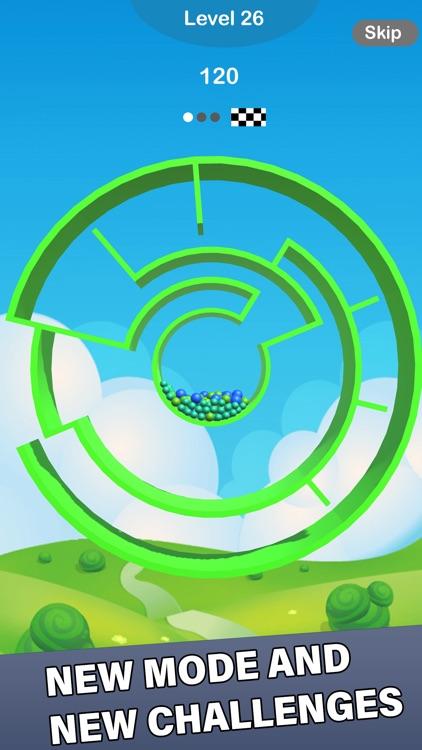 Balls and Maze 3D