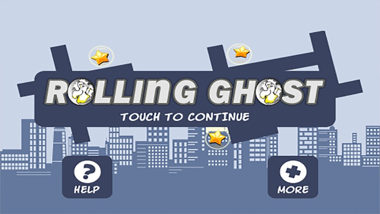 The Rolling Ghost LT