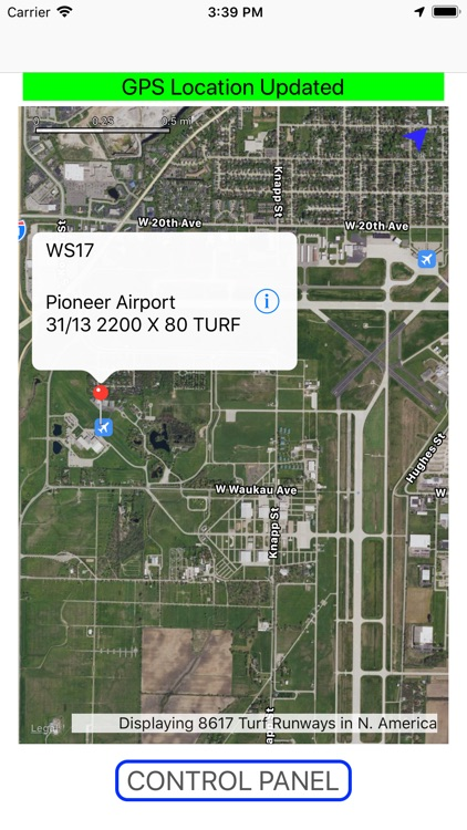 Airport Runway Finder screenshot-5