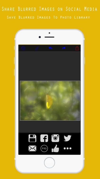 Blur Background Photo Editor