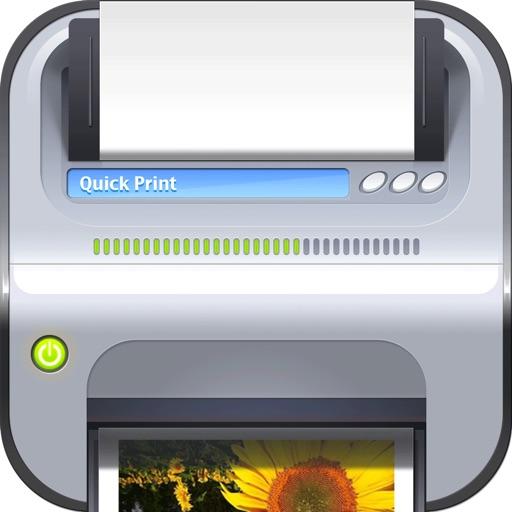 Quick Print for iPad